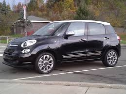 2014 fiat 500l gas mileage test of new tall wagon