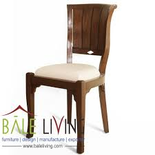 teak dining chairs dinchair 015 indonesia teak garden and indoor