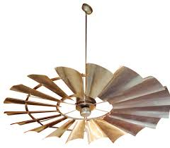 Design Ideas For Galvanized Ceiling Fan Architecture Rustic Ceiling Fans Golfocd