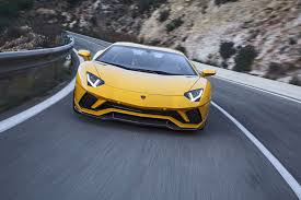 american police lamborghini 2017 lamborghini aventador s review the perfect pebble beach