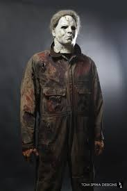 who played michael myers in halloween halloween ii life sized michael myers display tom spina designs