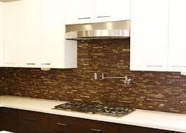 Cool Style Brown Glass Tile Kitchen Backsplash Edge Http - Brown tile backsplash