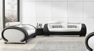 Leather White Sofa 20 Black And White Sofas Designs Black Furniture Living Room