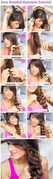 easy braided hairstyle tutorials pictures photos and images for