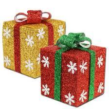 gift box decorations rainforest islands ferry