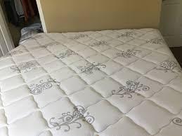 hampton rhodes king size firm mattress with box spring dartlist