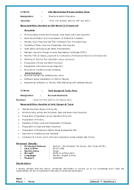 resume format types for sd professional resumes sample online