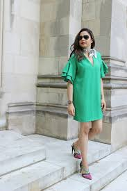 zara dress style london fashion week ss17 street style day 3