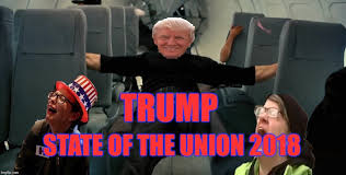 State Of The Union Meme - state of the union 2018 imgflip