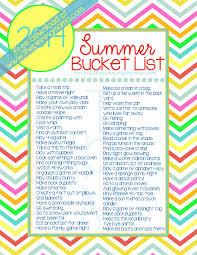 2014 summer bucket list 50 ideas u0026 activities for kids u0026 family