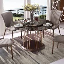 marble and stainless steel dining table china modern dining room furniture marble top stainless steel dining