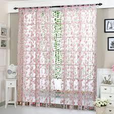 flower lace curtains promotion shop for promotional flower lace