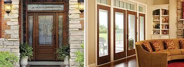 Patio Entry Doors Therma Tru Entry Doors Allegheny Millwork Lumber