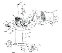 kobalt parts kla1883054 215921 air compressor