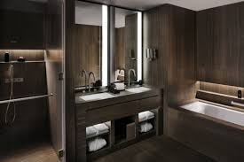 Hotel Bathroom Design Armani Hotel Dubai