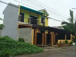 two storey small house designs philippines house design