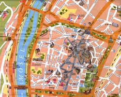 Map Of Belgium And Germany by Antwerpen Bezienswaardigheden Kaart Google Zoeken Antwerpen