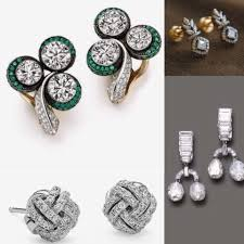 daily wear diamond earrings daily wear diamond earrings for the ritu jains jewellery