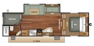 bunkhouses starcraft rv