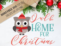 owl be home for svg eps dxf jpg png cut file for