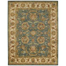 Capel Area Rug Capel Guilded Sapphire 5 Ft X 8 Ft Area Rug 9205rs05000800460
