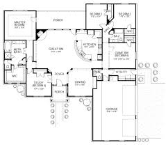 Mediterranean Style House Plans by Mediterranean Style House Plan 5 Beds 2 50 Baths 2750 Sq Ft Plan
