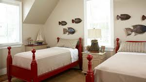 coastal themed bedroom colorful bedroom decorating ideas southern living