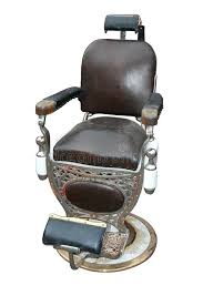 Old Barber Chair Antique Barber Chair Royalty Free Stock Image Image 3556026