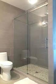 Bathroom Shower Glass Door Price The Bathroom Shower Doors Small Home Ideas