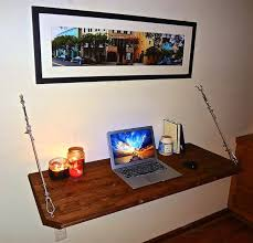 The 25 Best Diy Pallet by Contemporary Decoration Hanging Wall Desk Classy Diy Pallet Wall
