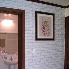 vintage grey brick peel stick wallpaper self adhesive