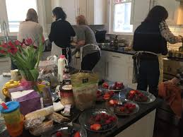 delicious sunday brunch with friends kettlebell country