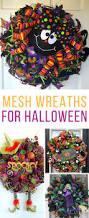 cute halloween wreaths best 25 halloween door wreaths ideas on pinterest halloween