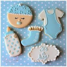 baby shower cookies baby boy shower cookies dulcia bakery