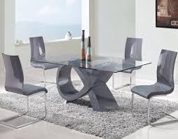 dining room exotic metropolitan contemporary 7 piece dining room