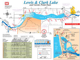 Map Missouri Omaha District U003e Missions U003e Dam And Lake Projects U003e Missouri River