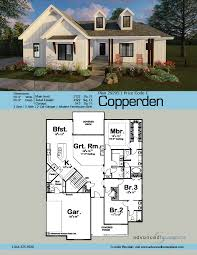 1 story modern farmhouse house plan copperden advanced search