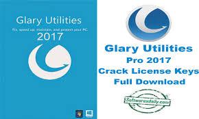 glary utilities pro 2017 license keys full download glary