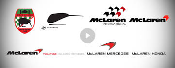 honda logos mclaren formula 1 the evolution of the mclaren marque