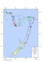 Tonga Map World Stress Map
