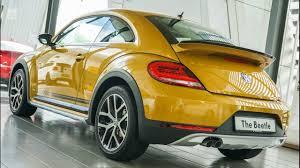 2016 volkswagen beetle dune review new volkswagen beetle dune exterior and interior youtube