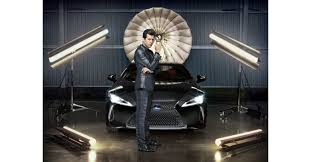 lexus is 300h norge mark ronson partners with lexus to launch the new lc