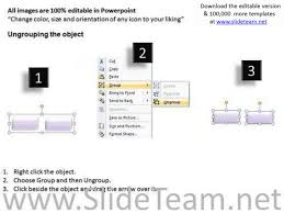 decision tree diagram for powerpoint with 10 decision nodes ppt