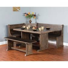 Dinettes  Breakfast Nooks Youll Love Wayfair - Kitchen nook table