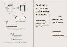 Pose En Coffrage Armatures Sur Plans Fabrication Et Pose En Coffrage Des Armatures Génie Civil Livres