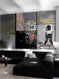 home interior wall hangings 55 masculine living room design ideas inspirations