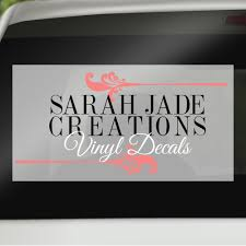car decals laptop decals and tumbler decals by sarahjadecreations