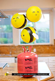 diy bumble bee balloons tutorial u0026 video hostess with the