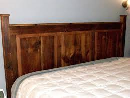 King Size Wooden Headboard Oversized Reclaimed Wood Headboards King Size Bed Reclaimed Wood