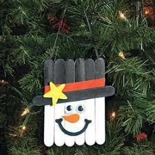 25 unique popcicle stick ornaments ideas on popsicle